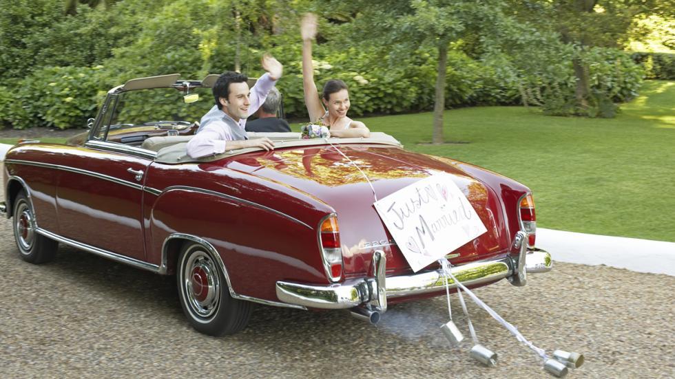 coche para bodas cabrio pequeño
