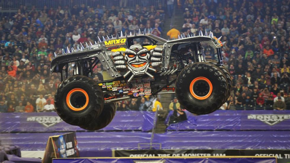 Fotos Monster Jam 2015