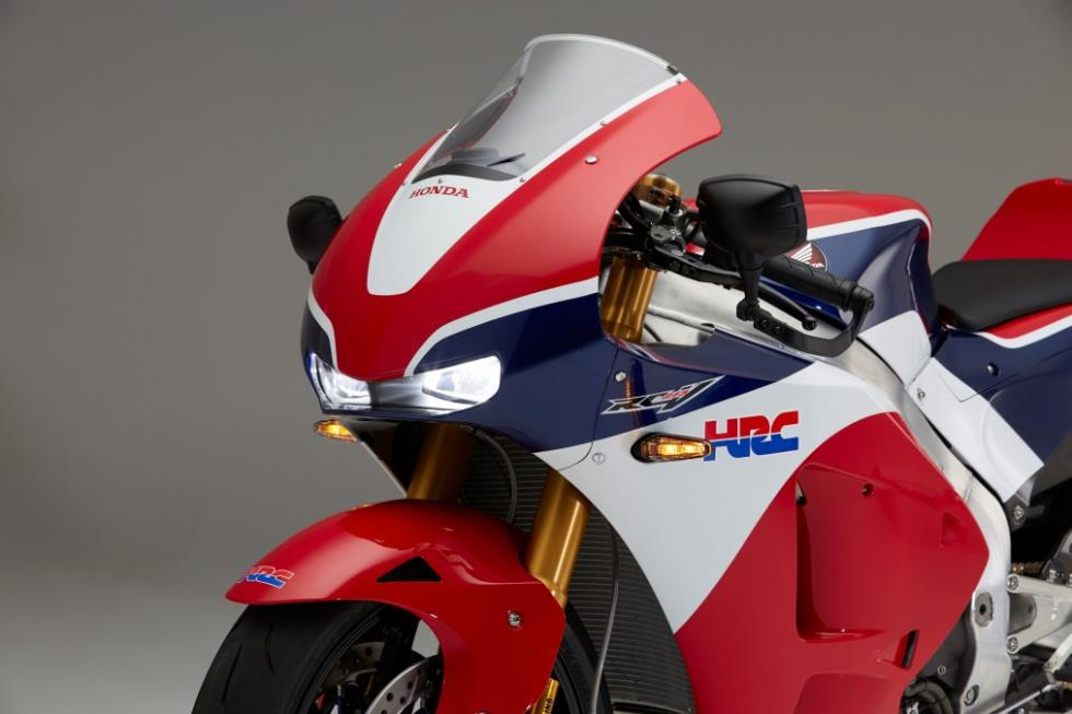 Honda RC213V-S. Frontal.