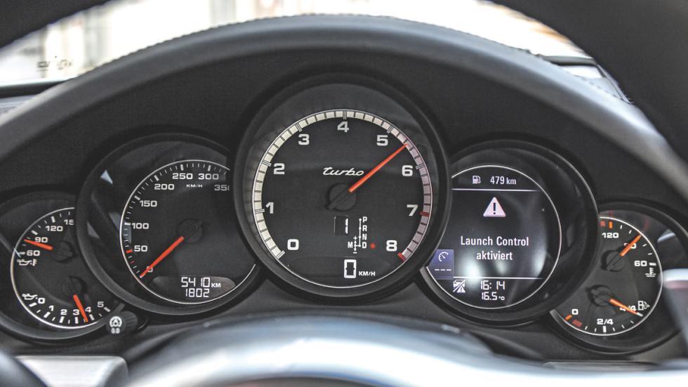 Porsche 911 relojes