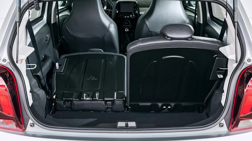 Peugeot 108 maletero