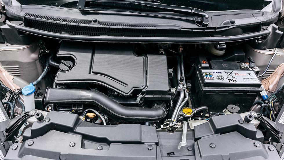 Peugeot 108 motor