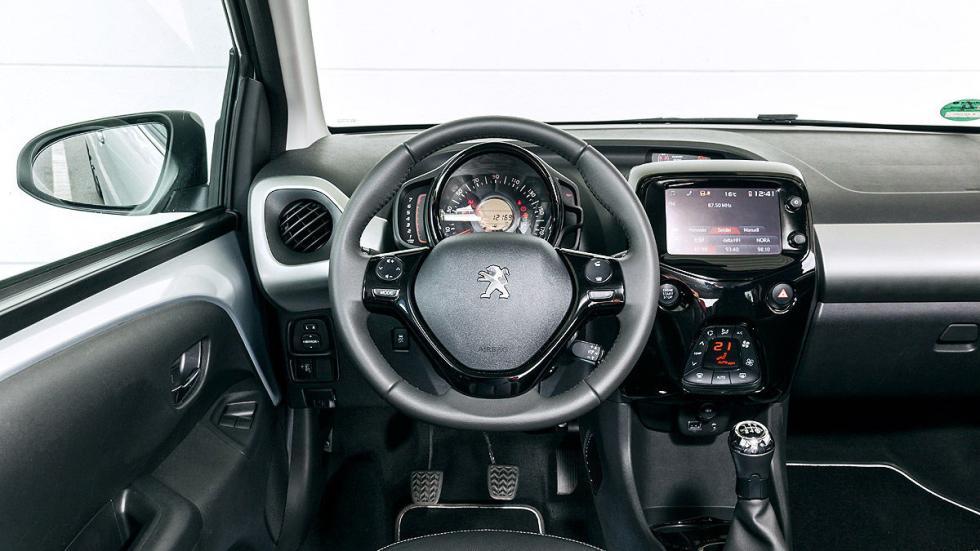 Peugeot 108 volante