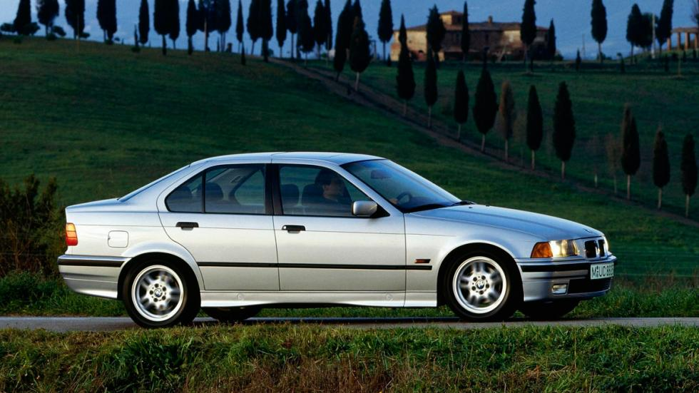 BMW Serie 3 E36 lateral