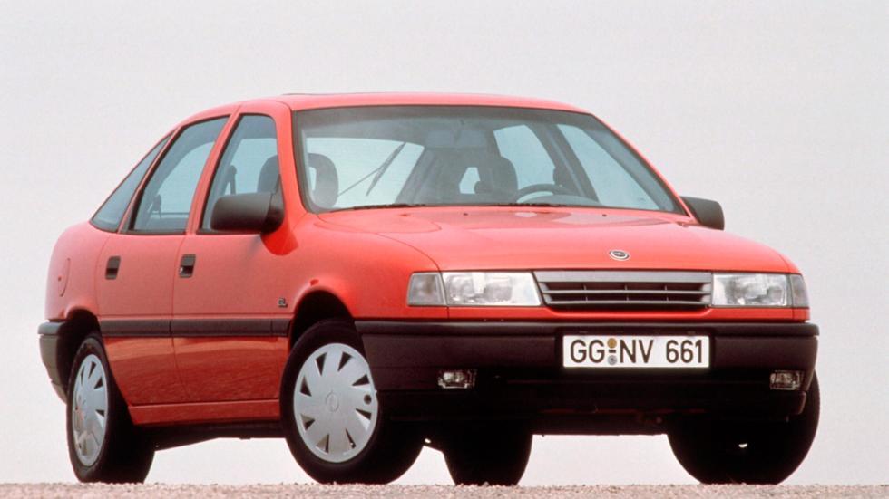 Opel Vectra delantera