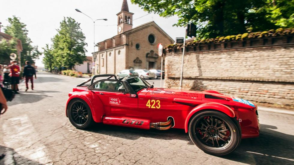 "Donkervoort D8 GTO ""1000 Miglia Edition"""