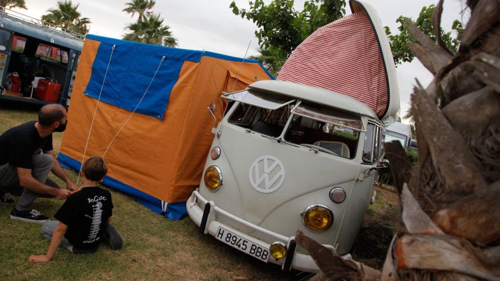 concentración furgonetas volkswagen 2015