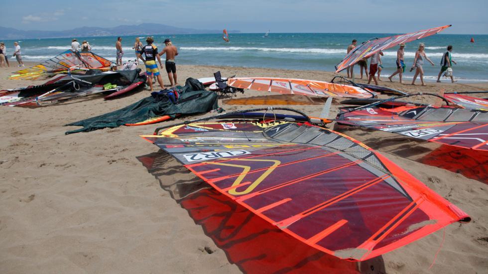 concentración furgonetas volkswagen 2015 mundial surf