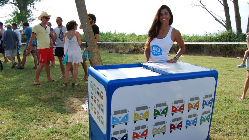 concentración furgonetas volkswagen 2015 puesto helados