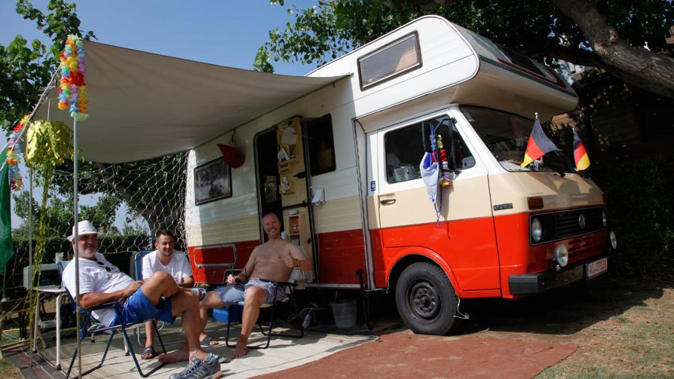 concentración furgonetas volkswagen 2015 familia