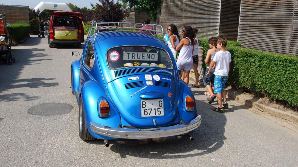 concentración furgonetas volkswagen 2015 beetle