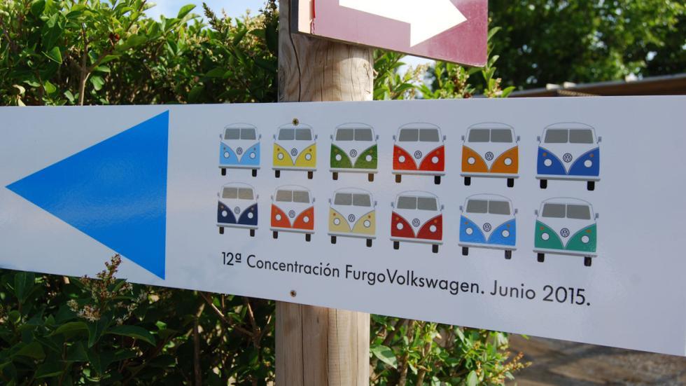 concentración furgonetas volkswagen 2015 cartel