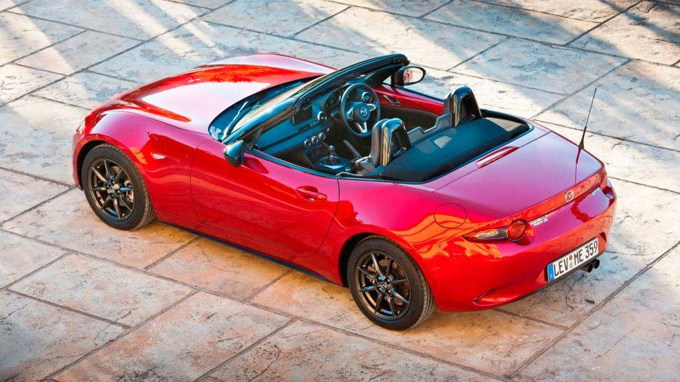 aristas laterales Mazda MX-5 2015
