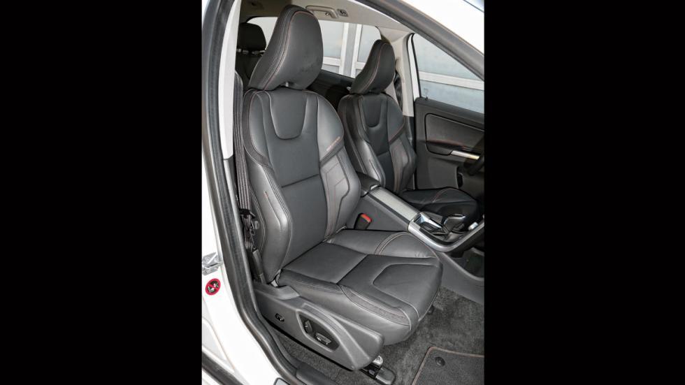 Volvo XC60 Ocean Race asientos