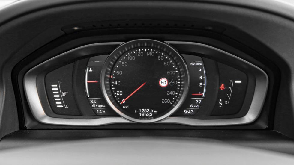 Volvo XC60 Ocean Race instrumentación