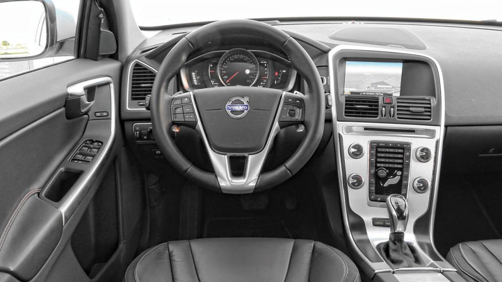 Volvo XC60 Ocean Race interior