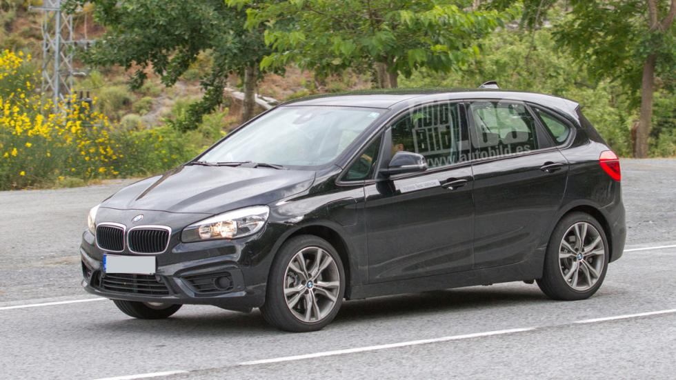 BMW Serie 2 Active Tourer híbrido enchufable