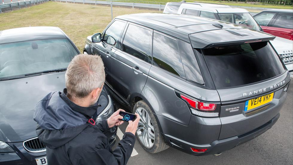 Range Rover Sport de Control Remoto