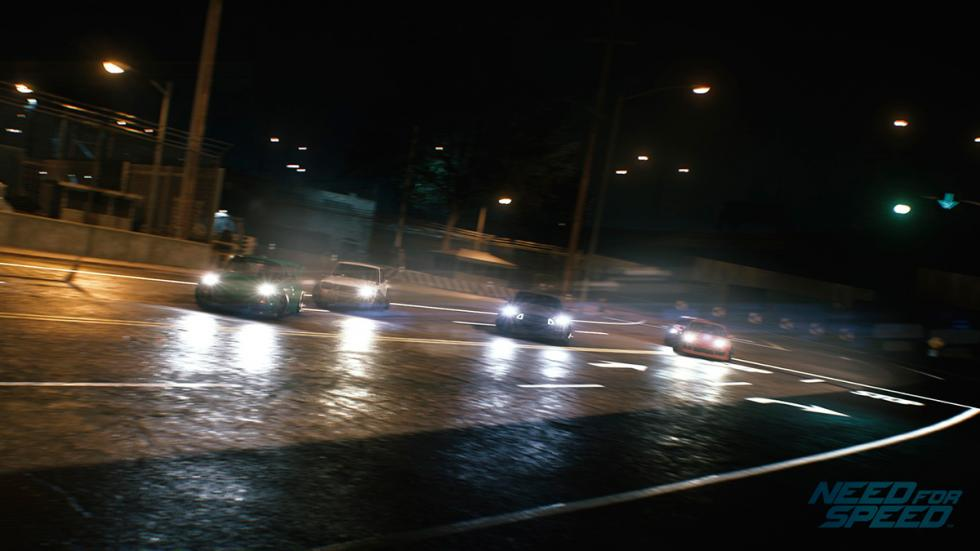 Need for Speed edición 2015