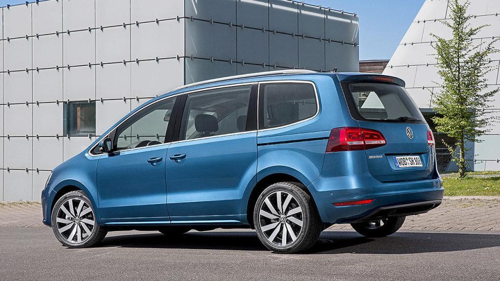 Volkswagen Sharan facelift 2015 zaga