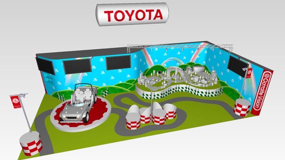 Camatte Vision de Toyota