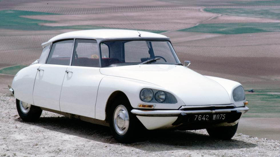 Citroën DS delantera