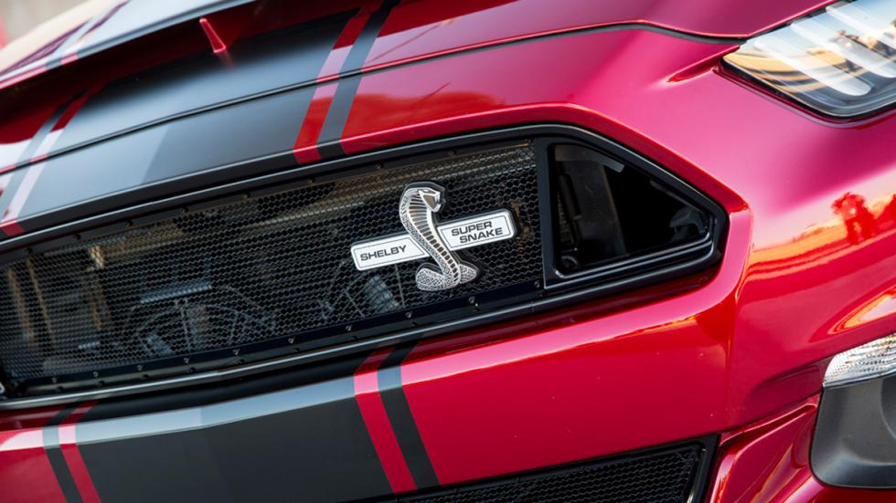 Shelby Supersnake 2015 logo
