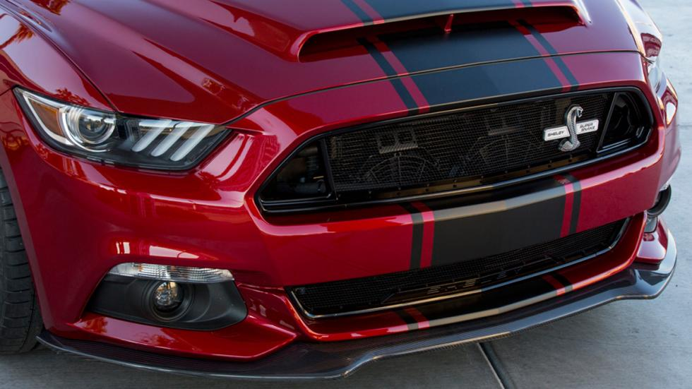 Shelby Supersnake 2015 frontal