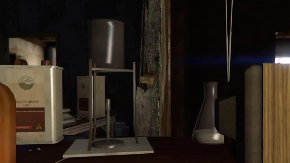 Laboratorio de anfetaminas de Breaking Bad en GTA V