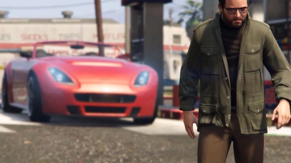Breaking Bad en GTA V