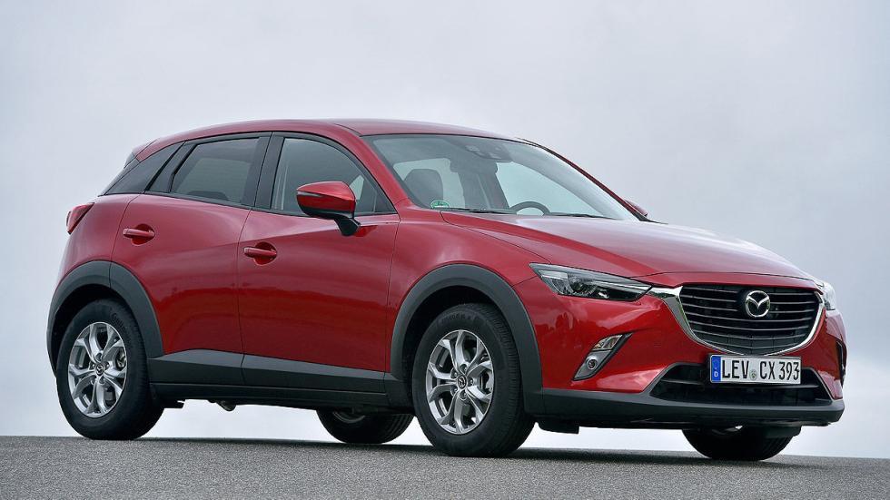 Mazda CX-3 estática