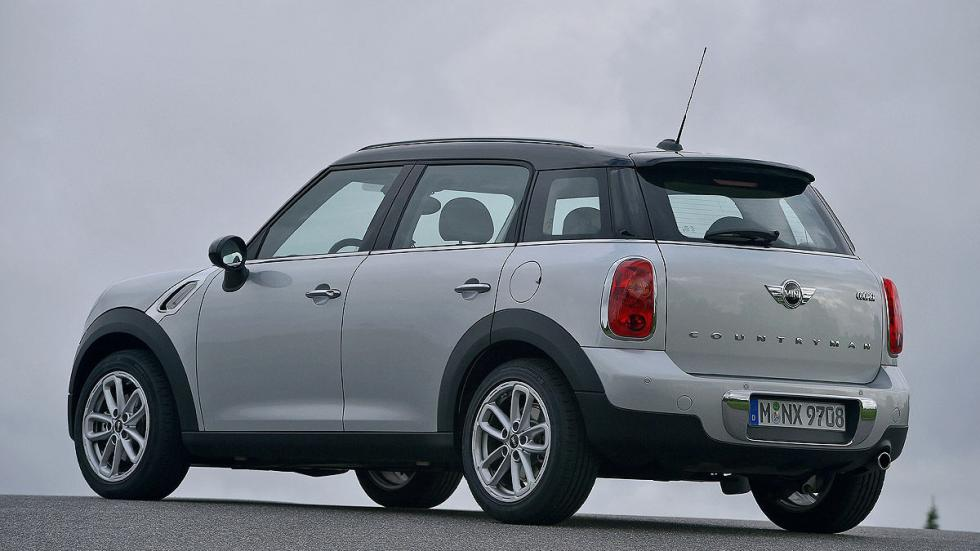 Mini Countryman zaga