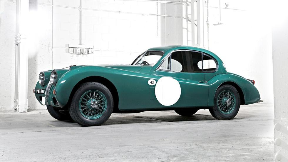coches-espanoles-mejores-rivales-britanicos-jaguar-xk140