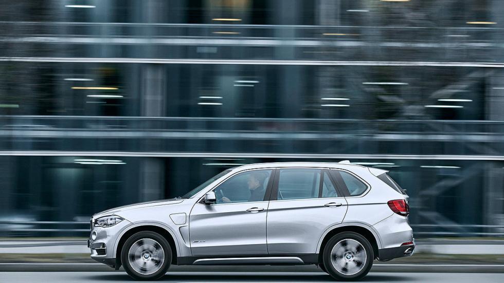 BMW X5 xDrive40e (2015) barrido