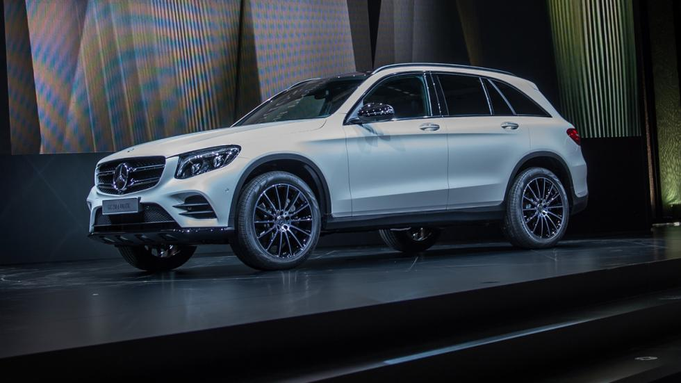 Mercedes GLC Presentación