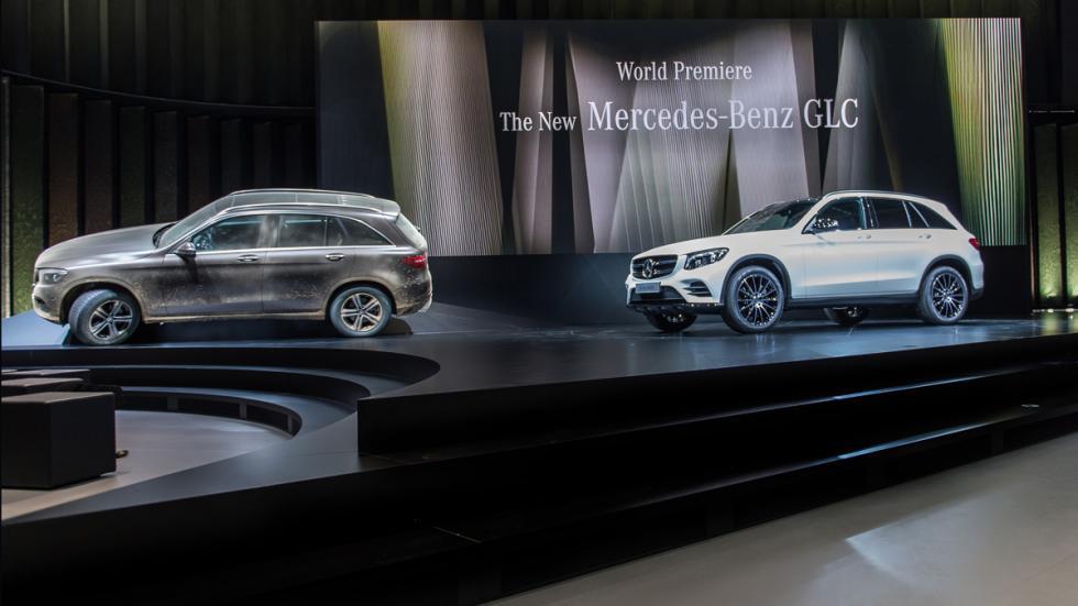 Mercedes GLC Presentación 3