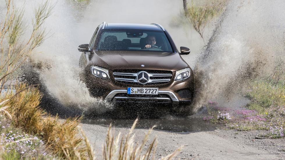 Mercedes glc vadeo