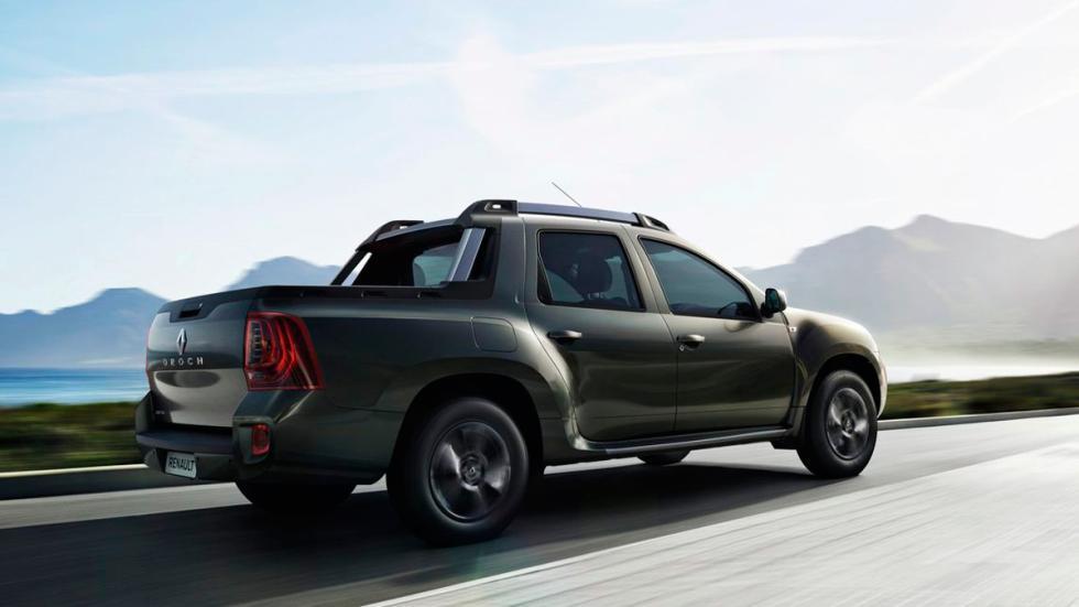 Dacia Duster Oroch definitivo