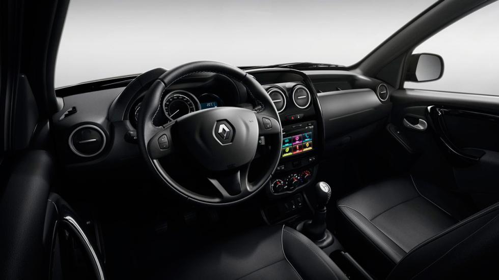 Dacia Duster Oroch definitivo salpicadero