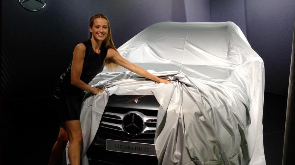 Petra Nemcova desvela Mercedes GLC