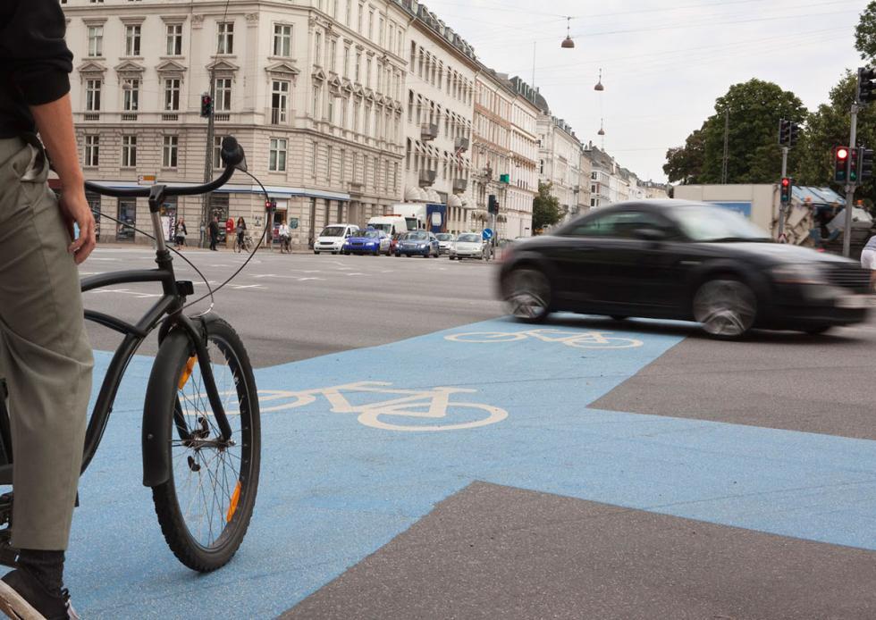 Bicicletas en Copenhage.