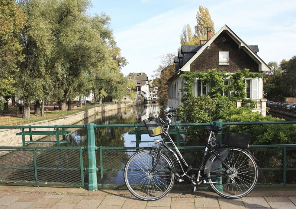 Bicicletas en Estrasburgo