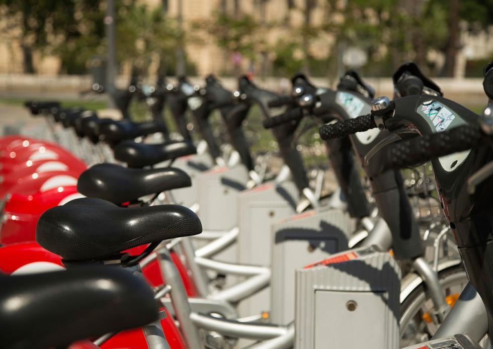Bicicletas de alquiler en Sevilla