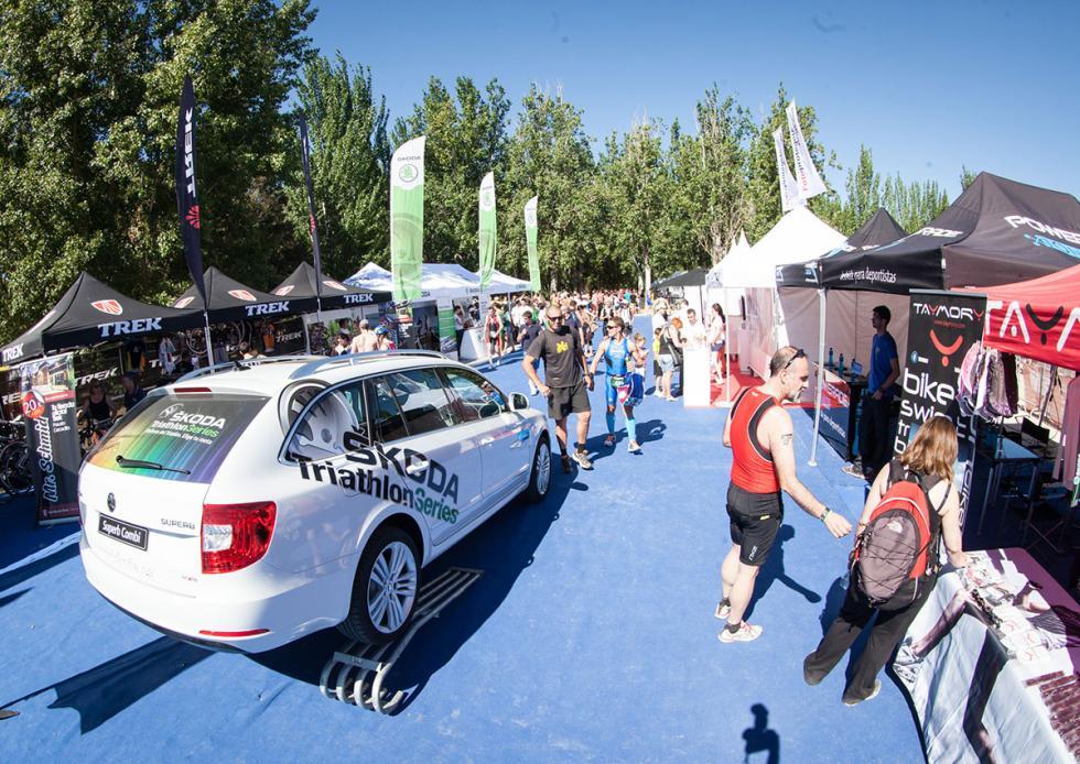 Skoda Triathlon Series