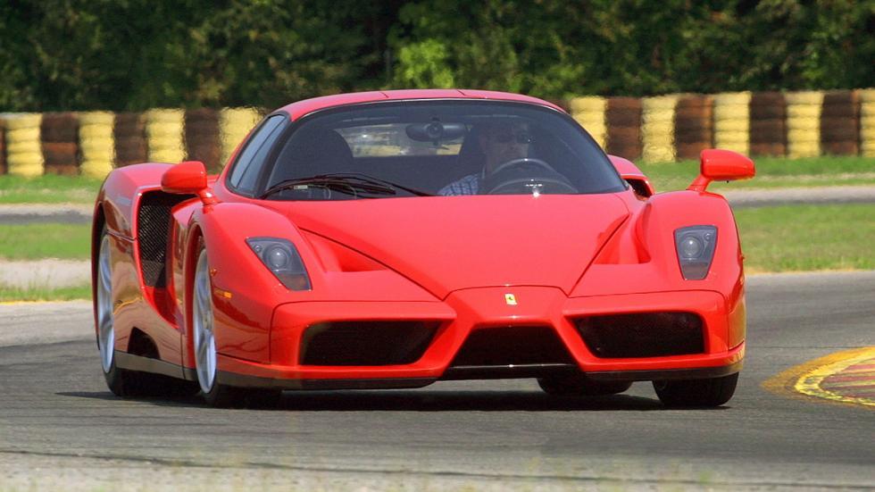 coche-papa-raros-Ferrari-Enzo