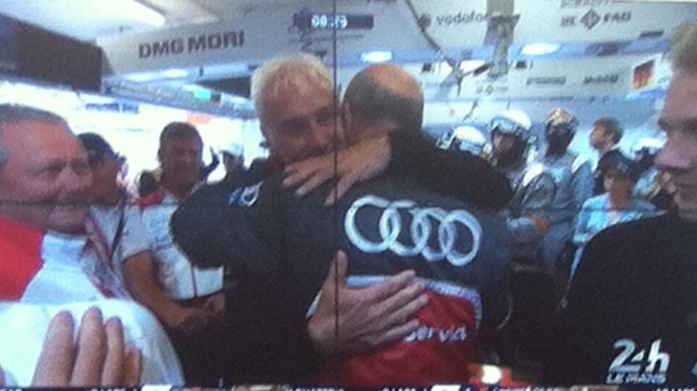 24-Horas-Le-Mans-2015-box-Audi-Porsche