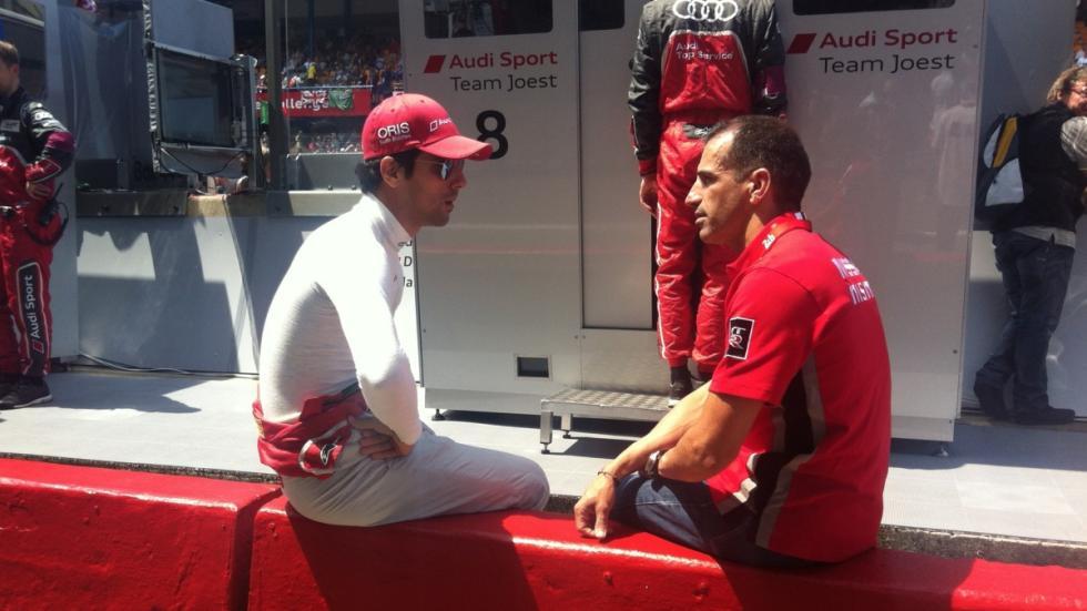 24-Horas-Le-Mans-2015-Marc-Gené-Audi-Team