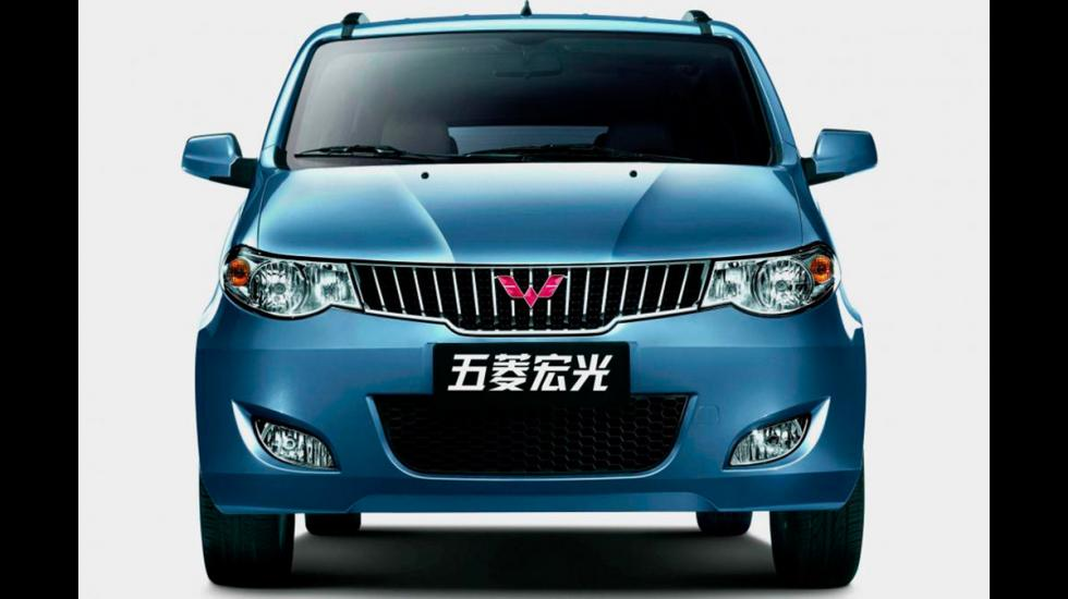 Wuling Hongguang (China)