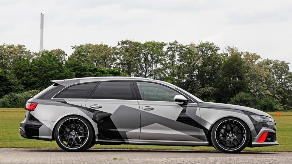 Audi RS6 Avant Schimdt Revolution perfil