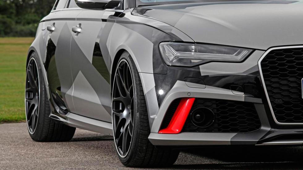 Audi RS6 Avant Schimdt Revolution faro